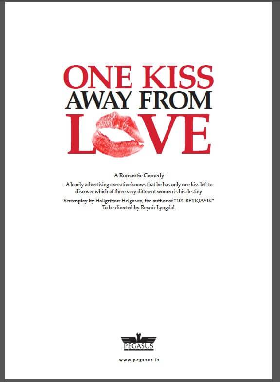 ONE KISS AWAY FROM LOVE